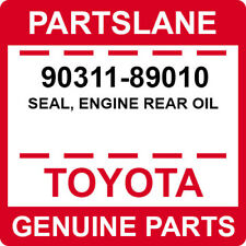 90311-89010 Toyota OEM Genuine SEAL, ENGINE REAR OIL