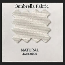 "Sunbrella Marine Fabric 60"" Natural White 7 Yards SPECIAL"