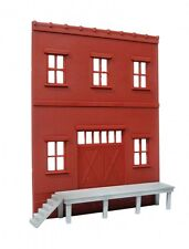 O Ameri-Towne Factory Side Wall with Loading Dock