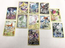 Pokemon TCG : MYTHICAL POKEMON 20TH ANNIVERSARY CARD SET ALL 11 NEW