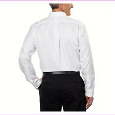 Kirkland Signature Men Traditional fit Button down collar LongSleeve Dress Shir