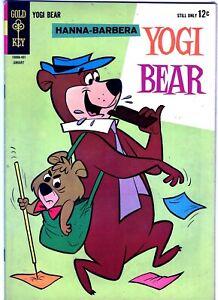 Yogi Bear #15 Gold Key Comics 1964-Gold Key-NR!