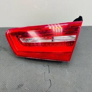 2012-2016 Audi A6 Passenger Right Rear Inner Tail Light OEM 4G5945094B