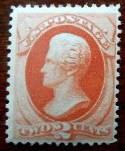 Buffalo Stamps:  Scott #178, 1875 Banknote, Mint NH/OG & /F/VF, CV = $1,100
