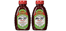 Ah-So Chinese Style BBQ Spareribs Sauce (Pack of 2) 15 oz Squeeze Bottles