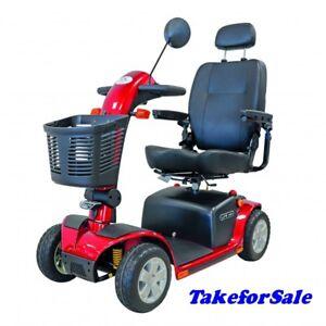 Elektroscooter Trendmobil Life HMV Elektromobil 6 km/h bis 159 kg Neu TFS436