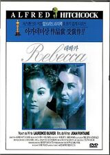 Rebecca (1940) New Sealed DVD Alfred Hitchcock