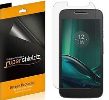 6X Supershieldz HD Clear Screen Protector Saver For Moto G Play (4th Gen)