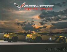 "2016 Corvette Racing ""2nd issued"" C7.R GTLM IMSA WTSC postcard"