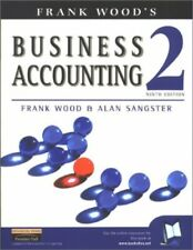 Business Accounting Vol 2 by Sangster, Alan Paperback Book The Cheap Fast Free