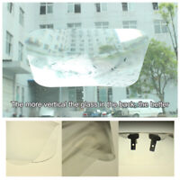 2X Fresnel Lens Magnifier Window Wide Angle For Car Van Truck Reversing Parking