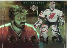 00-01 UPPER DECK LEGENDS ESSENCE OF THE GAME #EG5 BERNIE PARENT BRODEUR *42514