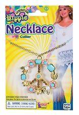 1960 s Hippy Paix Signe collier accessoire robe fantaisie