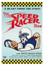 "Speed Racer Poster #01 24""x36"""