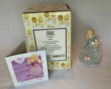 "2001 Precious Moments ""Four Seasons Belles - Spring Belle"" Bell / Figure"