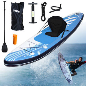 Surfboard Set SUP Board Kajak-Sitz Stand Up Paddle Fortgeschrittene 305-330cm