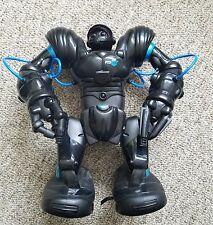 WowWee - Robosapien Blue Humanoid Robot Fast Moving - RS BlueTooth