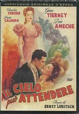 Il cielo può attendere (1943) DVD