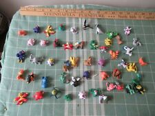 Pokemon lot of 50+ 1 inch figures NICE