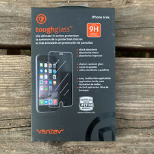 Ventev ToughGlass 9H Screen Protection Kit for iPhone 8/7/6/6s - Clear