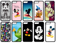 MICKEY MOUSE Disney Phone Case Cover iPhone 4 5 SE 6 7 8 Plus X Comp (S2)