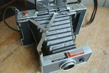 Polaroid Automatic 100 Land Camera  Case instructions