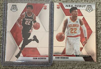 2019-20 Panini Mosaic Cam Reddish Lot: True RC/NBA Debut