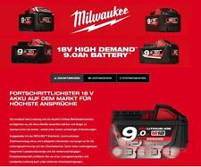 Milwaukee M18B9  18V 9,0Ah Akku  4933451245