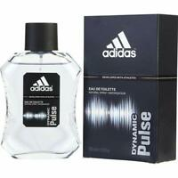 Adidas Cologne Dynamic Pulse by Adidas 3.4 oz EDT Spray for men New