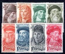PORTUGAL 1945 673-680 ** POSTFRISCH TADELLOS SATZ SEEFAHRER(08258