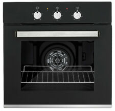 MyAppliances Single Electric Fan Oven 13 Amp Plug Fitted