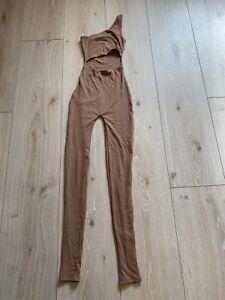 Naked Wardrobe Body Suit Size XS
