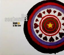 The Seahorses - Love Is The Law (CD 1997) Dreamer/Sale Of The Century. Geffen