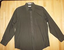Men's Pierre Cardin long sleeve shirt, size 34-35, 16-16 1/2
