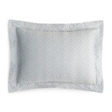 Frette Bedding Gauze 600 Thread Count 100% Cotton STANDARD Sham Grey / Blue C623
