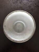 Wonderful Vasart Glass Bowl.