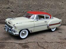 Sun Star 1953 Chevy Bel Air Hard Top 1:18 Scale Diecast Model '53 Chevrolet Car