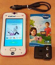 kidicom Max kids  PINK Tablet Tab interactive Fun camera with wifi