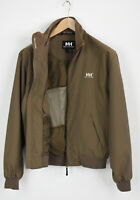 HELLY HANSEN Men's SMALL Nylon Shell Mesh Lined Jacket 28099_JS