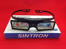 [SINTRON] 2X 3D RF Active Glasses for Samsung SSG-3100GB SSG-4100GB SSG-5100GB