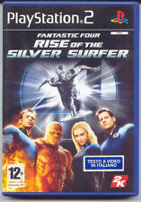 FANTASTIC FOUR : RISE OF THE SILVER SURFER -  PS2 (USATO EX NOLEGGIO )