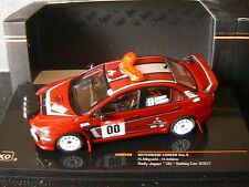 MITSUBISHI LANCER EVO X 00 RALLY JAPAN SAFETY CAR 2007 MIYOSHY ICHINO IXO RAM449