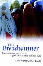 Deborah Ellis, The Breadwinner (Starvation or survival - a girl's life under Tal