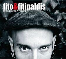 Fito y Los Fitipaldi - Lo Mas Lejos a Tu Lado-Vinilo [New CD]