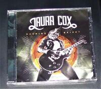 Laura Cox Burning Bright CD Rapide Expédition Neuf & Emballage D'Origine