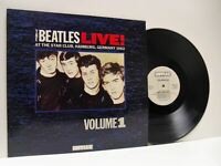 THE BEATLES live at the star club hamburg germany 1962 volume 1 LP EX, SHLP 130,
