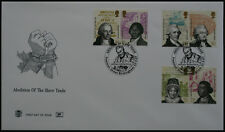 Unaddressed FDC Abolition Of The Slave Trade