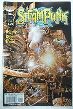 steampunk 1  cliffhanger chris bachalo image comics