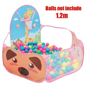 Portable Baby Playground Playpen for Children Large Kids Tent Ball Pool Bebe