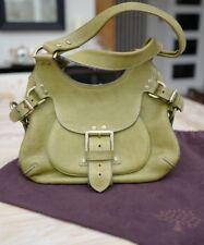 Mulberry Phoebe Leather Handbag Green